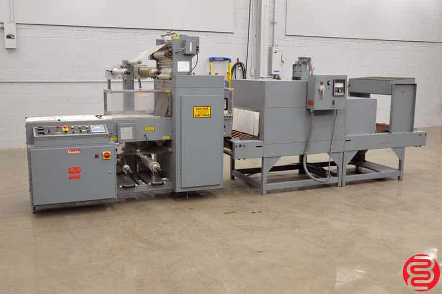 Shanklin RW-1 Automatic Shrink Wrap System