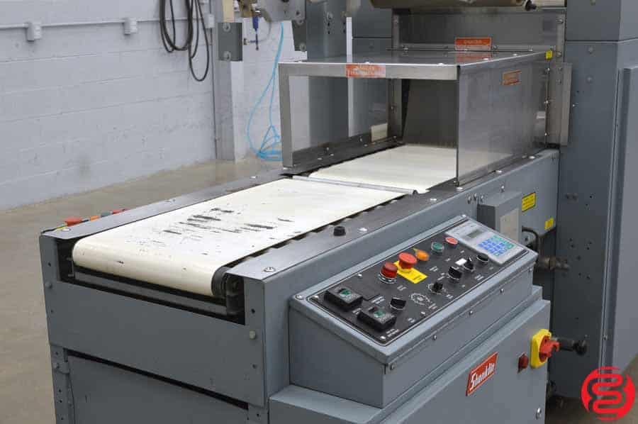 Shanklin RW-1 Automatic Shrink Wrap System