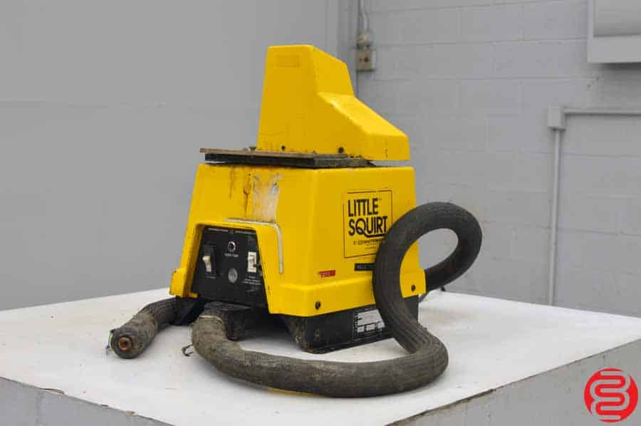 Slautterback Little Squirt Hot Melt Unit