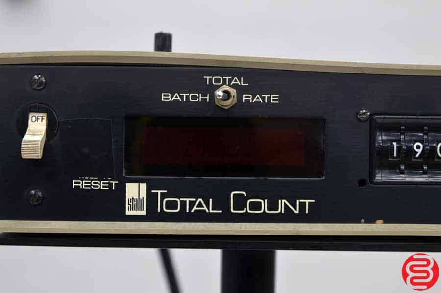 Stahl Total Count Batch Counter