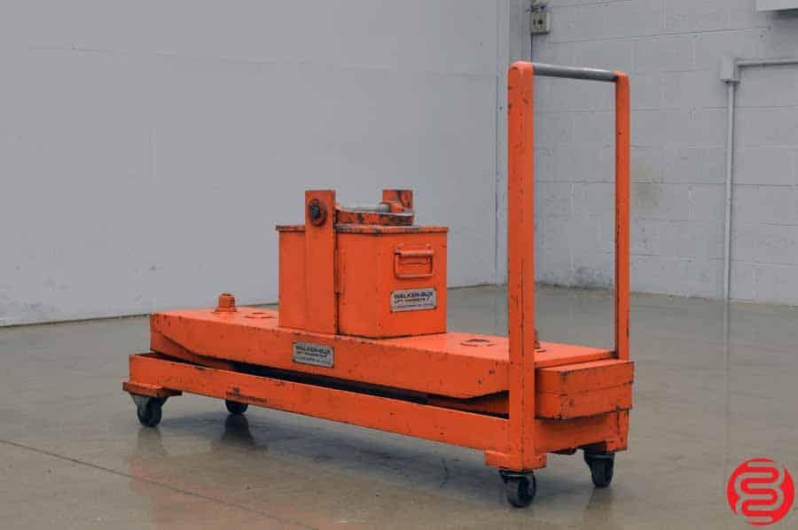 Walker Bux BM110 Steel Lifting Magnet