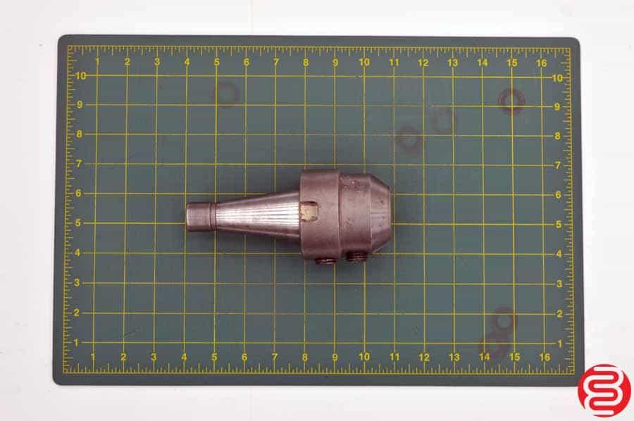 "Weldon Tool Co Cat 40 1 1/4"" End Mill Holder"