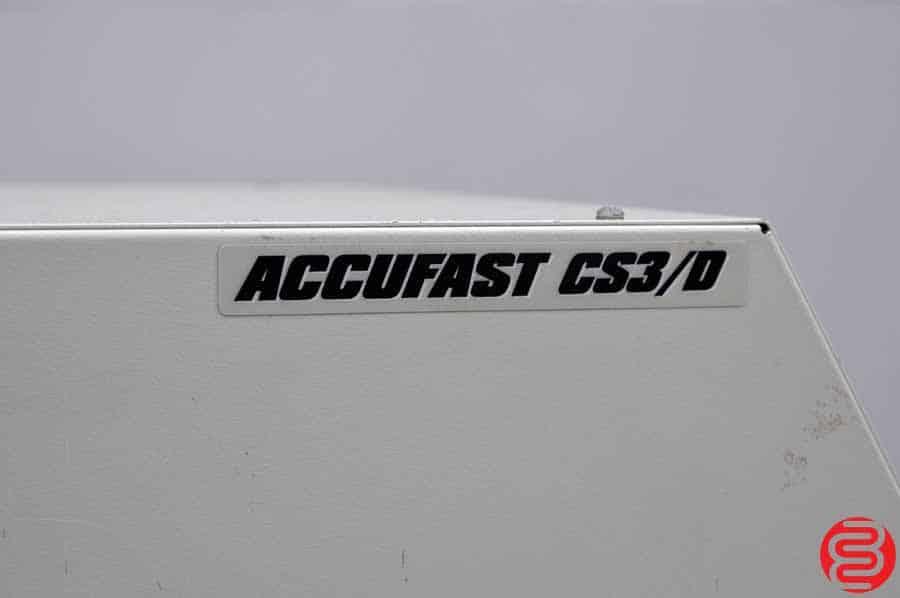 Accufast CS3/D Conveyor Dryer