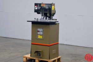 Baum ND5 Three Spindle Hydraulic Paper Drill