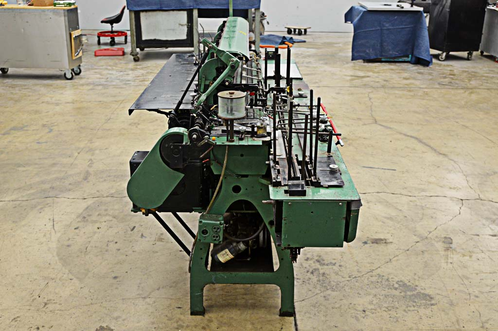Bell and Howell 6 Pocket Inserter