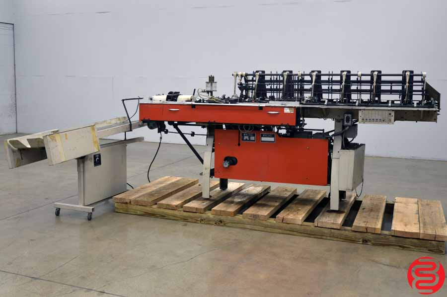 Bell and Howell LSEXP-6 6 Pocket Inserter w/ Delivery Conveyor