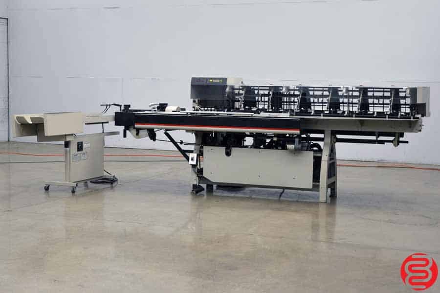 Bell and Howell MailStar 450-N06 6 Pocket Inserter w/ Delivery Conveyor