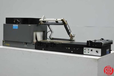 Beseler 1913-GSM Semi-Automatic Shrink Wrap System w/ Magnetic Hold Down