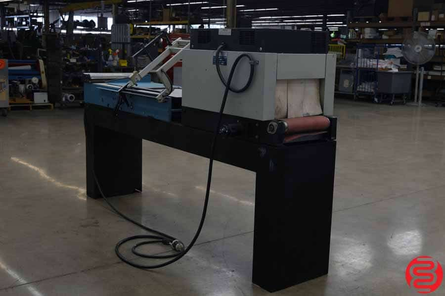 Beseler 1913-MB Semi-Automatic Shrink Wrap System w/ Magnetic Hold Down