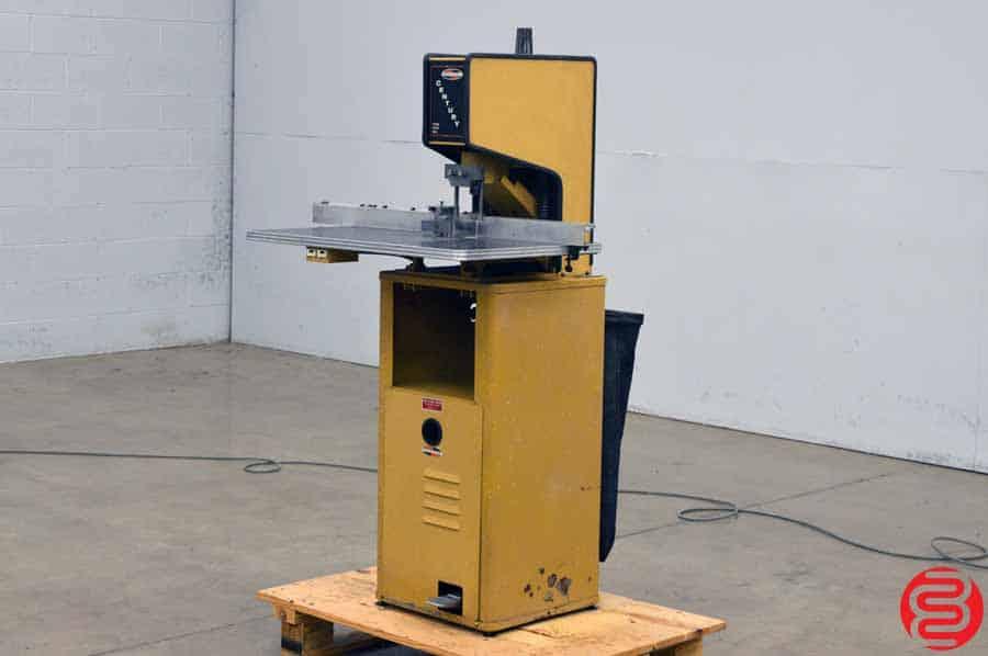 Challenge Century Hydraulic Single Head Paper Drill