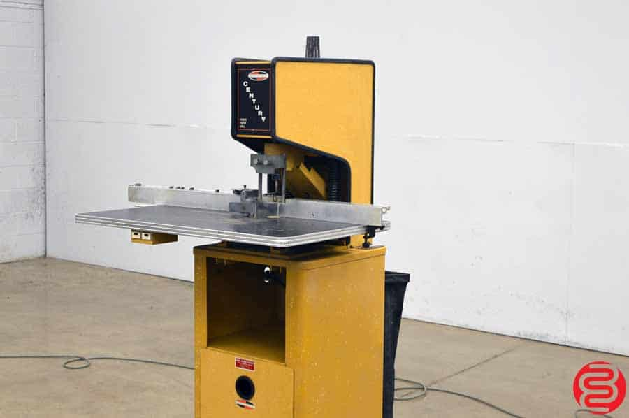 Challenge Century Hydraulic Single Head Paper Drill