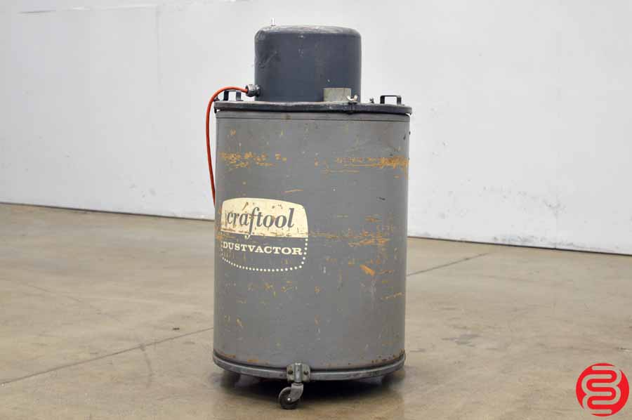 Craftool Model 822 Shop-Vac