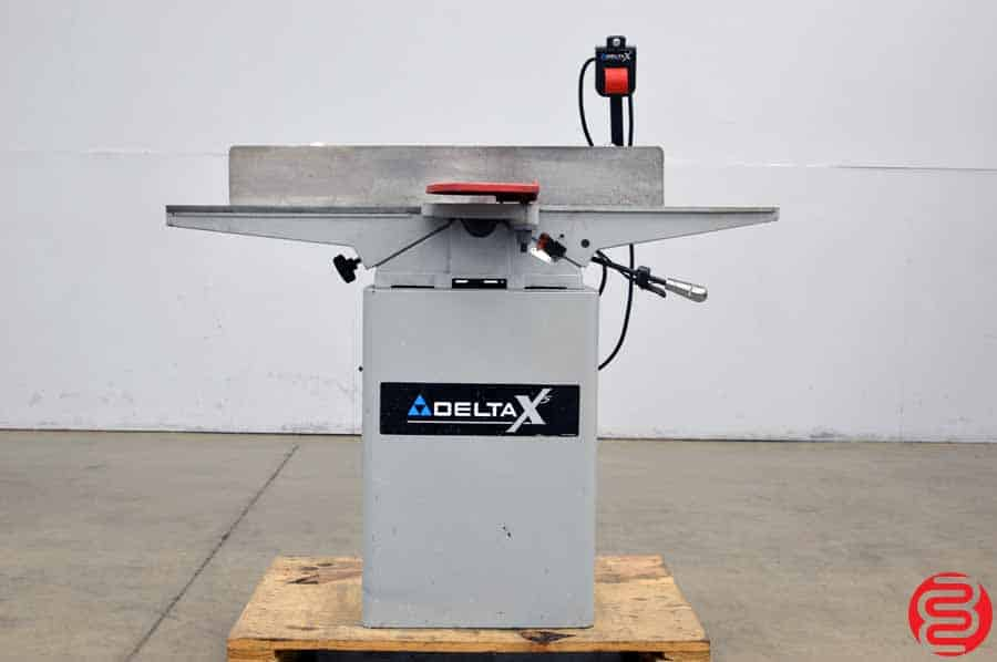 "Delta X5 Model 37-866X Professional 6"" Jointer"
