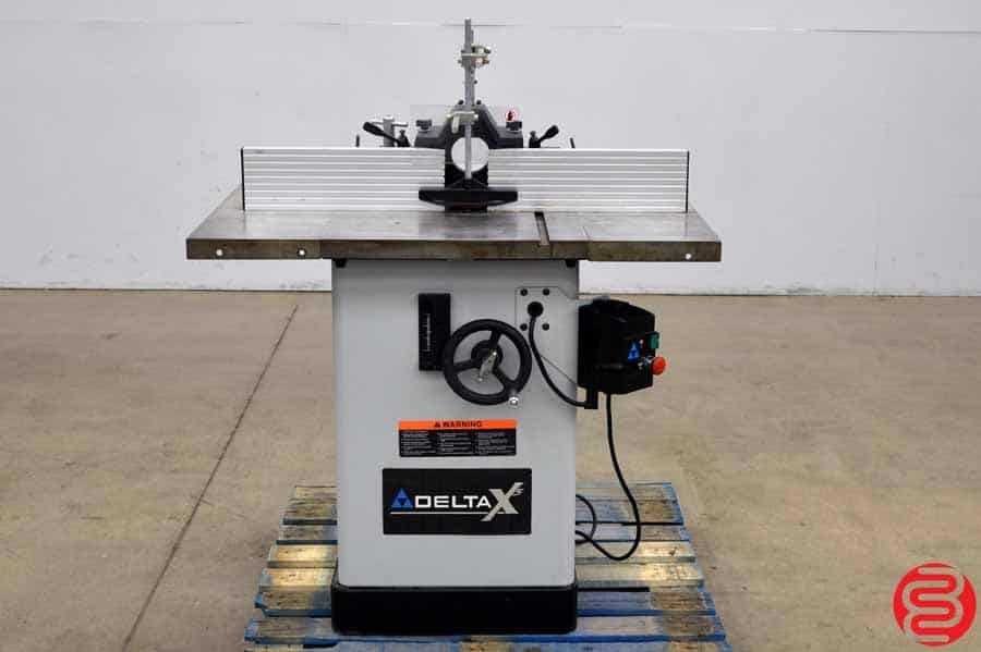 Delta X5 Model 43-431X Single Phase Shaper