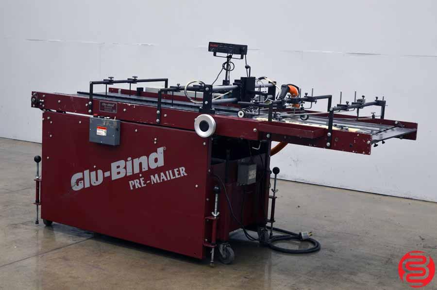 Dick Moll Glu-Bind Pre-Mailer Gluing System