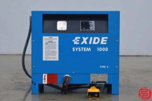 Exide System 1000 Battery Charger