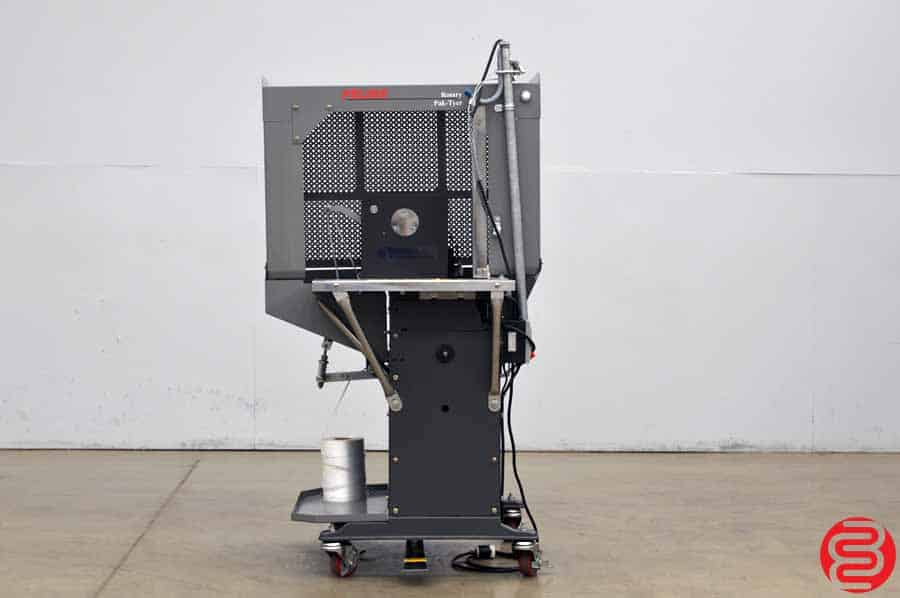 2004 Felins Rotary PakTyer 2000 RPT-12 Tying Machine