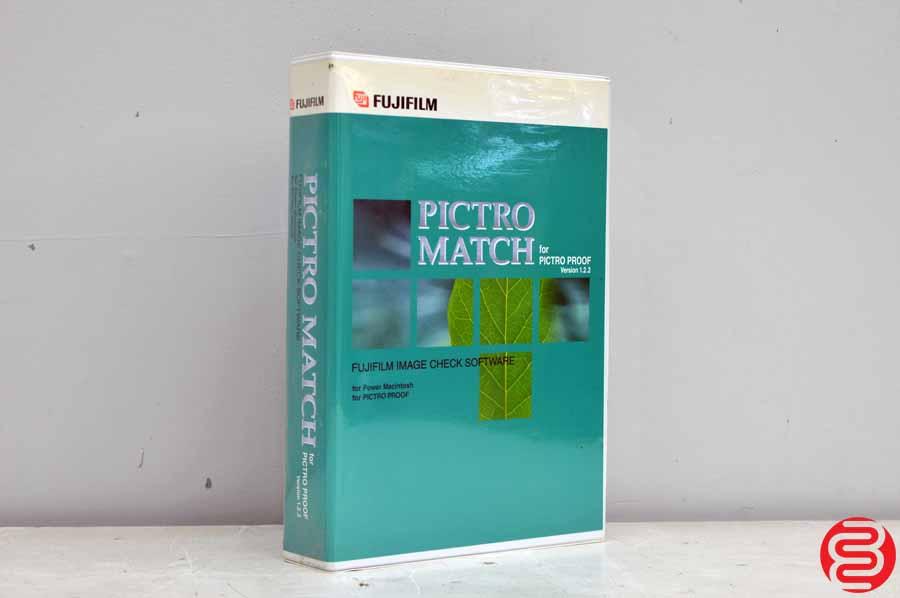 FujiFilm Pictro Proof Digital Color Proof Printer