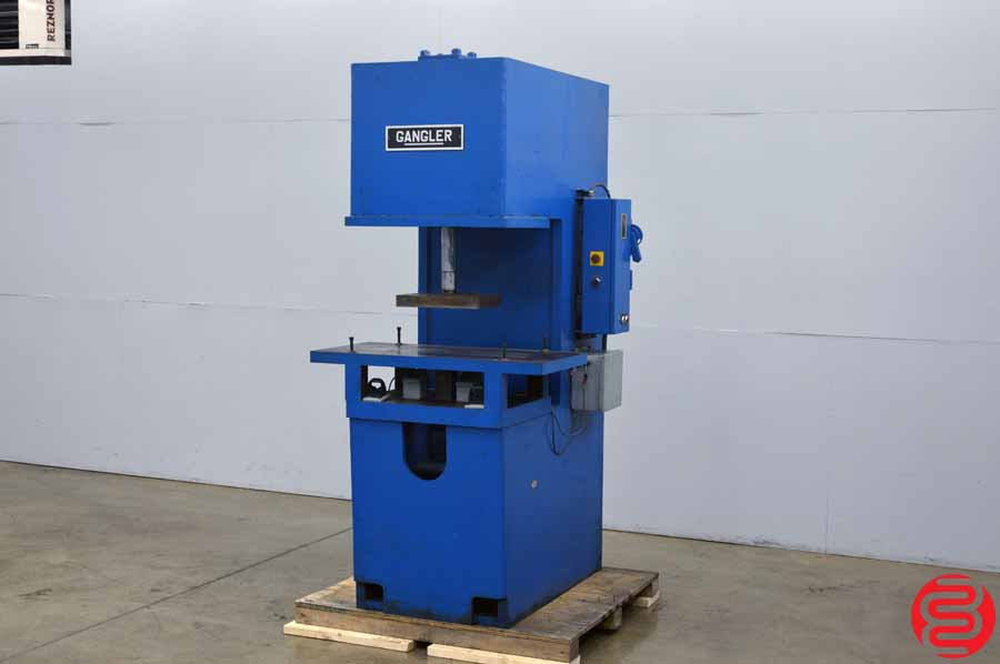 Gangler C-Frame Hydraulic Press