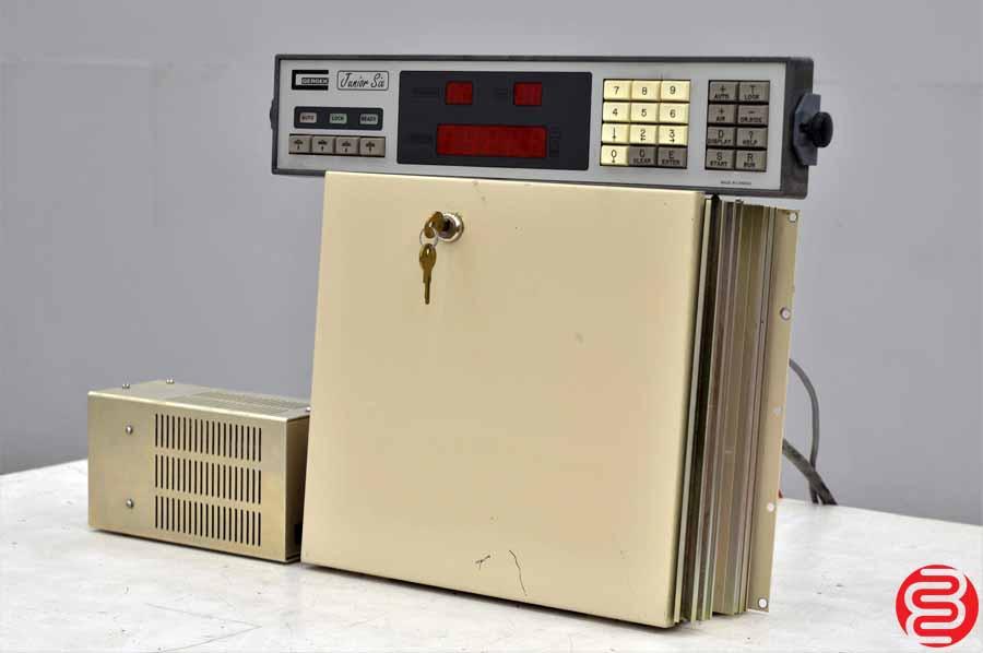 Gergek JUNIOR SIX Control Box with Keypad and Encoder