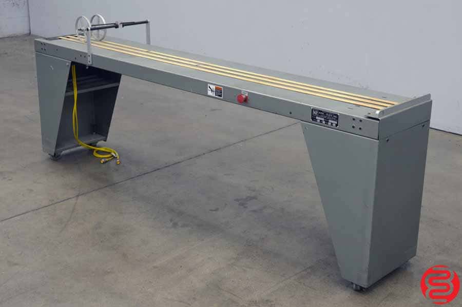 Kirk-Rudy 314 8' Shingle Conveyor