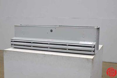 "Mars High Velocity Air Curtain 42"" Wide Door Unheated 115/1/60"