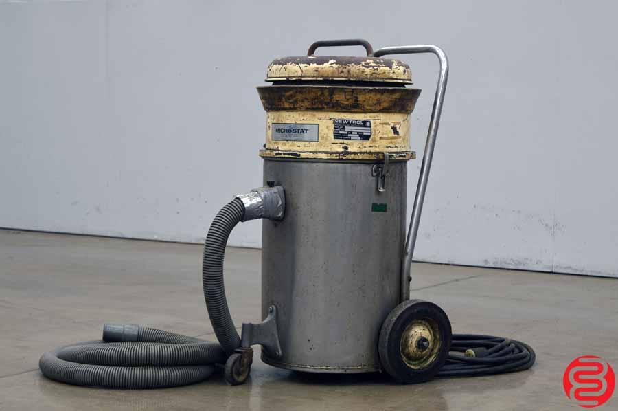 Microstat Vacuum Cleaner