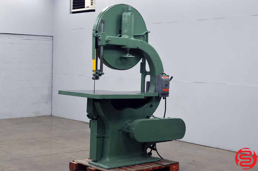 Moak Vertical Band Saw