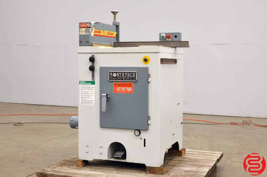2006 Northtech NT CS18L-1032 Up Cut Saw