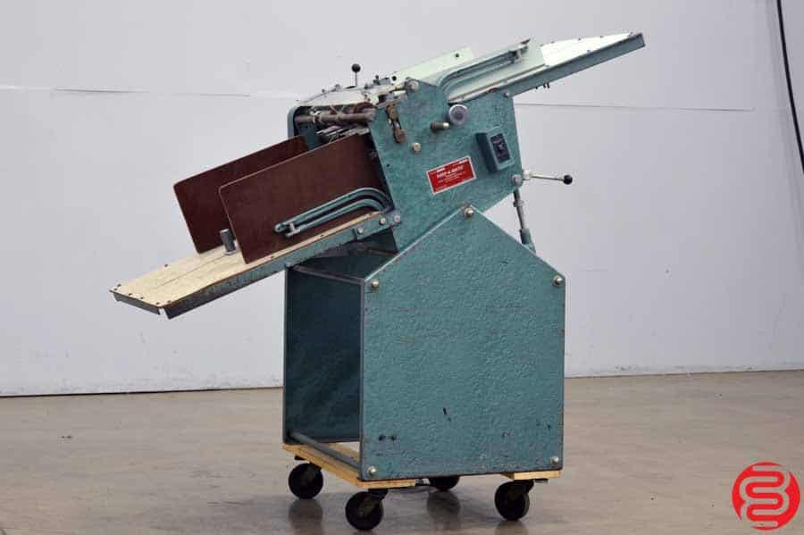 Perf-A-Matic M-19 Perf Slit Score Machine