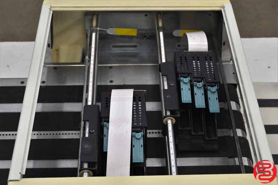 Rena Imager III Envelope Imaging System w/ Sure-Feed SE 900 MP Inserter and Pitney Bowes W755 Conveyor
