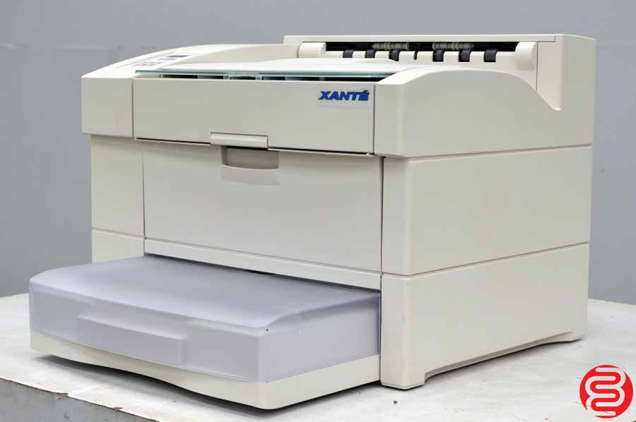 2006 Xante PlateMaker 4 Computer to Plate System