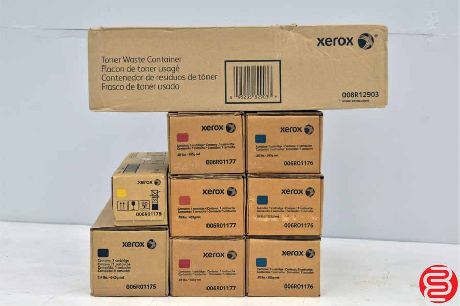 Xerox WorkCentre 7328, 7336, 7345, 7346; WorkCentre Pro C2128, C2636 and C3545 Toner and Waste Container