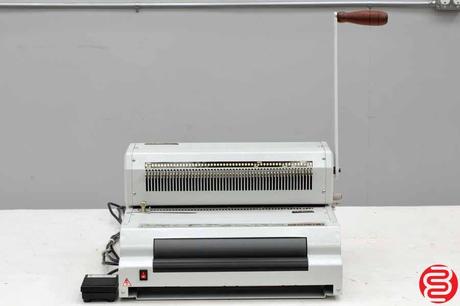 Akiles CoilMac ECI Coil Binding Machine