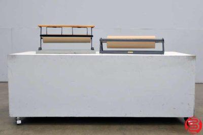Bulman Paper Roll Cutter
