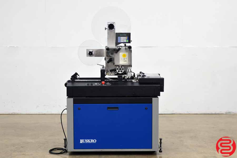 Buskro BK730A Tabbing and Labeling System