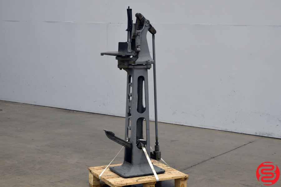 CMC Round Cornering Machine