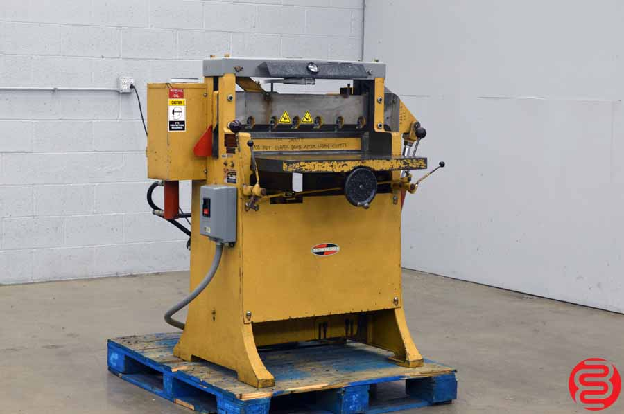 "Challenge 265 HB 26.5"" Hydraulic Paper Cutter"