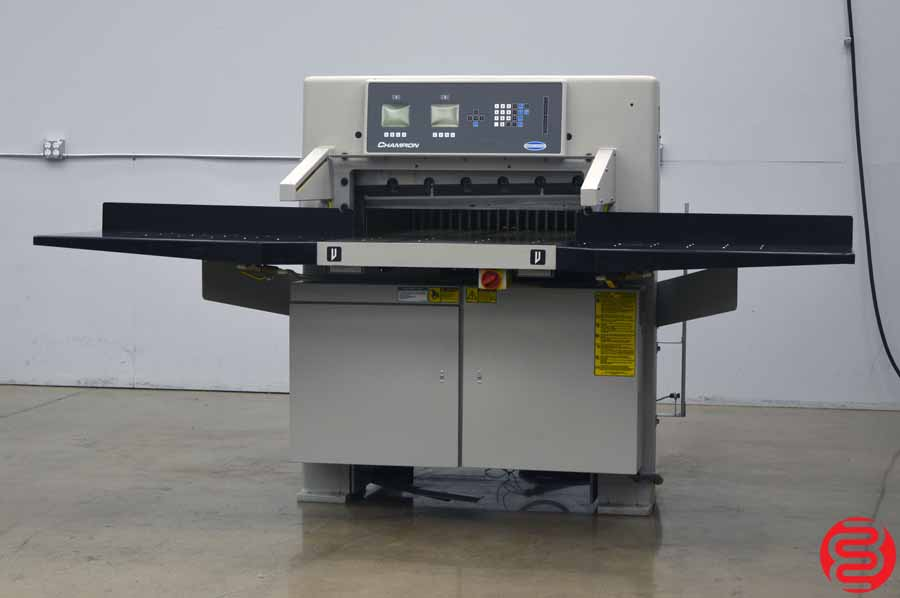 2003 Challenge 305 XD Programmable Hydraulic Paper Cutter
