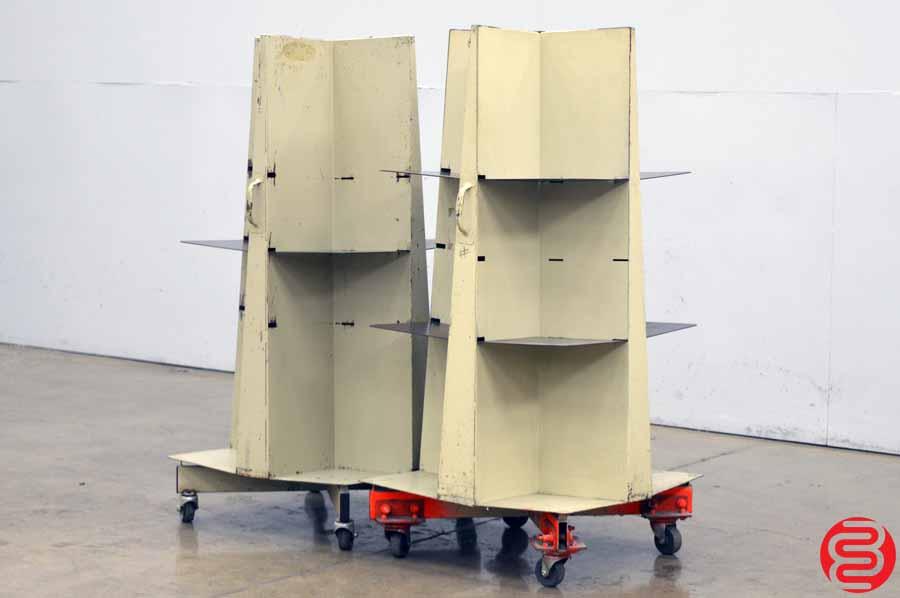 Challenge Bindery / Paper Cart - Qty 2