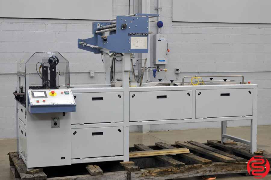 Conflex CRW 160 Automatic Horizontal Lap Sealer