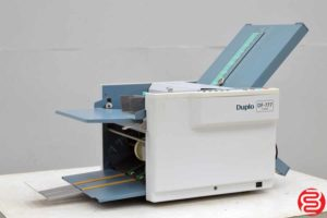 Duplo DF-777 Automatic Desktop Paper Folder