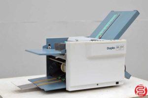 Duplo DF-777 Automatic Desktop Paper Folder