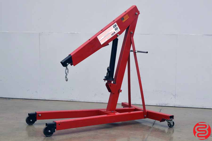 EX-CELL W1000 Two Ton Engine Hoist