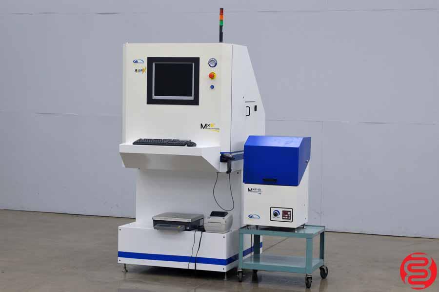 GFI Mx6 Formulation Dispenser w/ MxR-10i Vortex Ink Mixer
