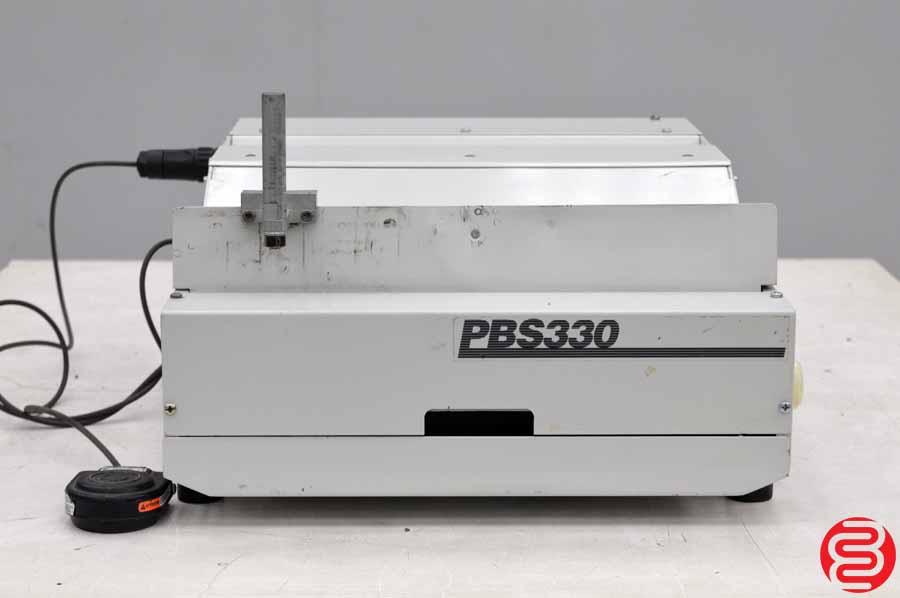 Gateway Bookbinding PBS330 Paper Punch Machine