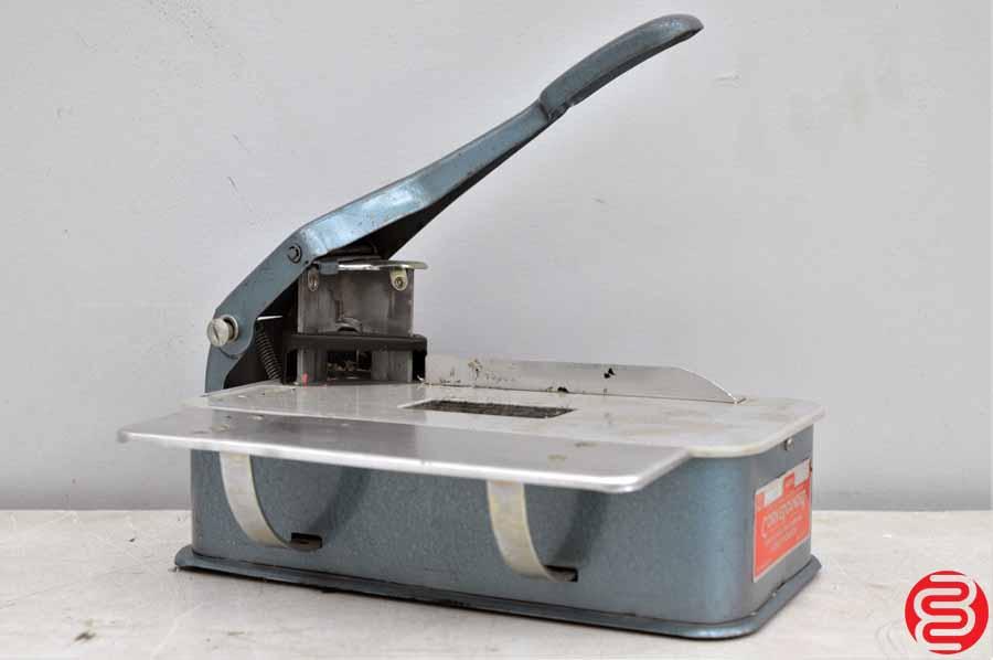 Lassco Model 20 Table Top Corner Rounder