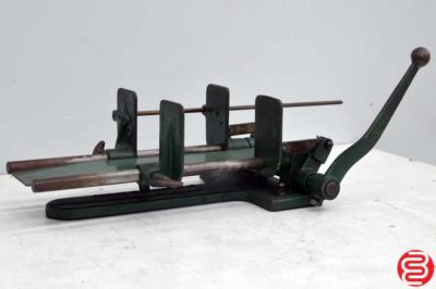 Manual Banding Press