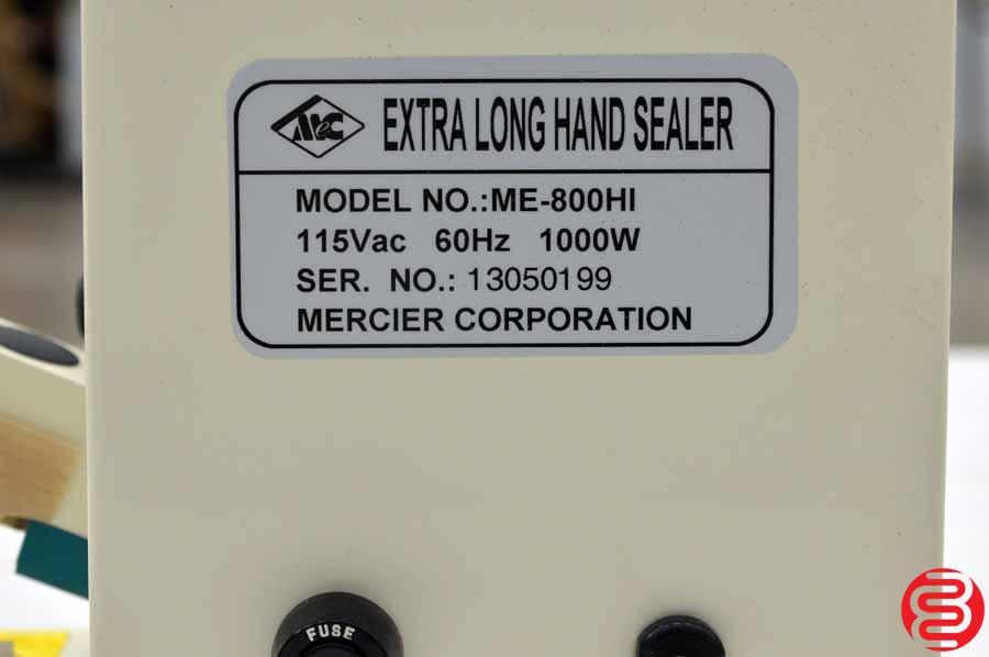 Mercier Extra Long Hand Sealer