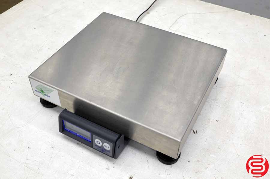 Mettler Toledo Weight Classifier for Postal Use